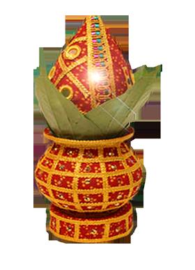 Best Kalash Png Clipart #47063.