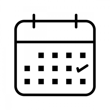 Calendar Icon PNG Images.