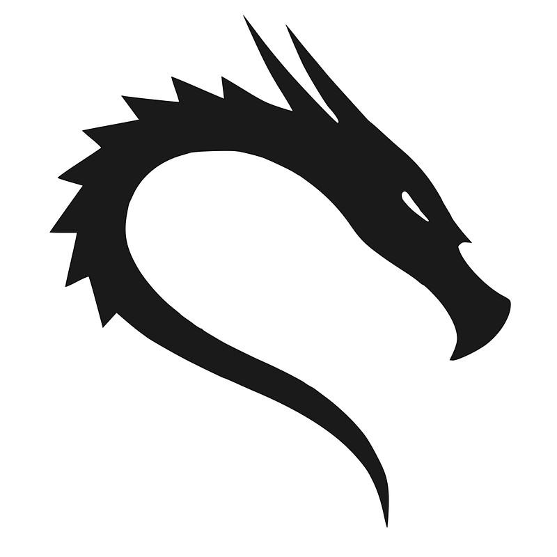 Kali linux Logos.