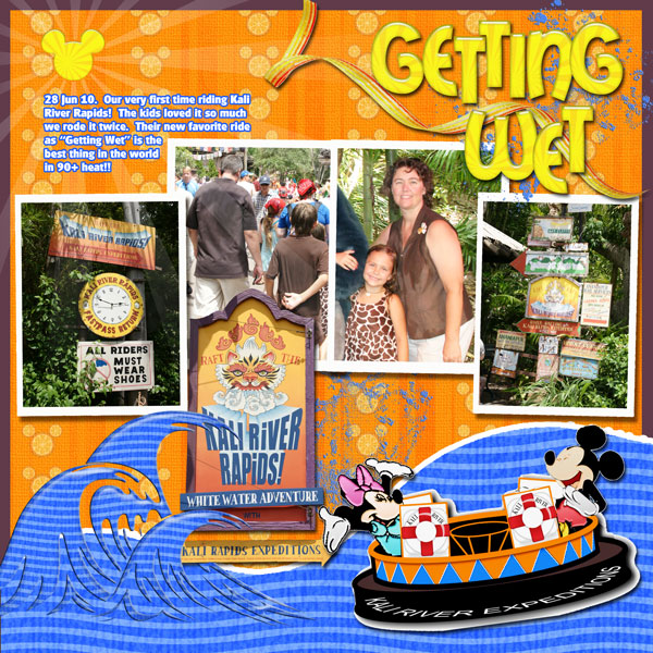 1000+ images about Scrapbook Layouts (Disney: Animal Kingdom) on.