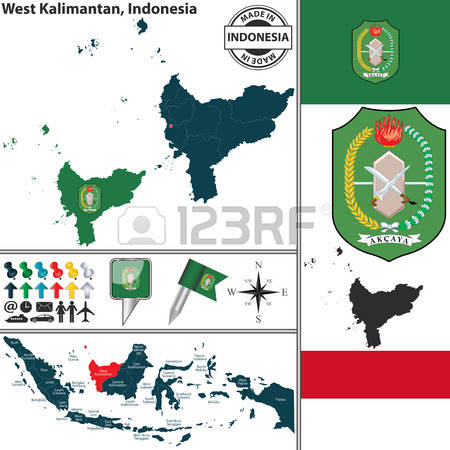 1,244 Kalimantan Stock Vector Illustration And Royalty Free.
