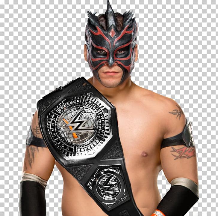 Kalisto WWE Cruiserweight Championship WWE United States.
