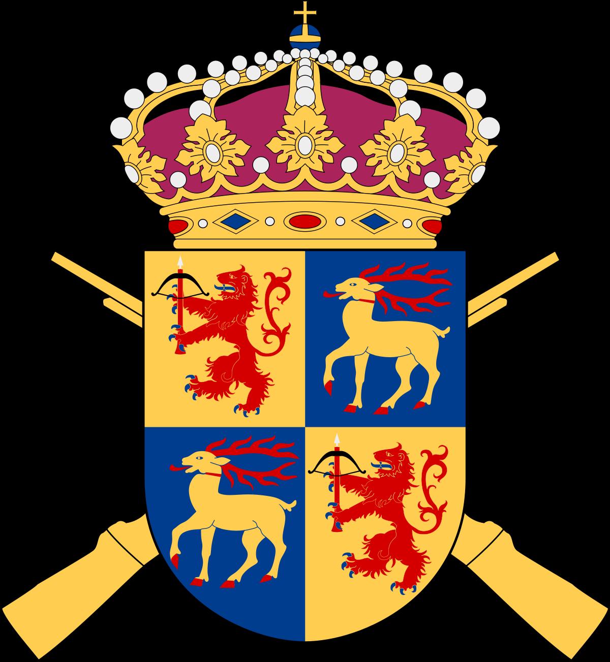 Kalmar Regiment.