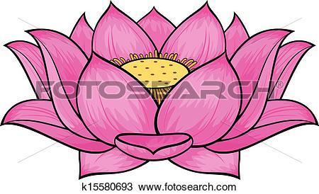 Lotus flower Clipart and Illustration. 8,060 lotus flower clip art.