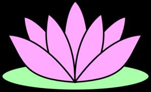 Kamal Flower Clipart.