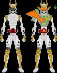 Kamen Rider Zangetsu.