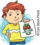 Kamen rider Clip Art Vector Graphics. 3 Kamen rider EPS clipart.