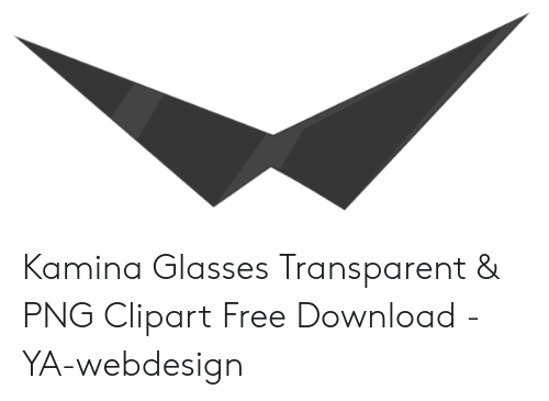 Kamina Glasses Transparent & PNG Clipart Free Download.