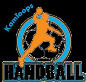 Kamloops Handball Clipart.