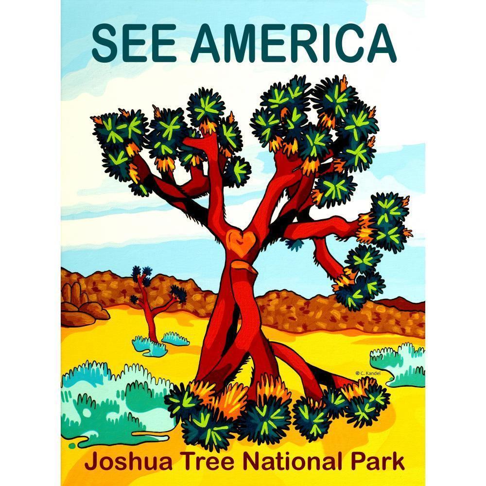Joshua Tree National Park by Cheryl Kandel.