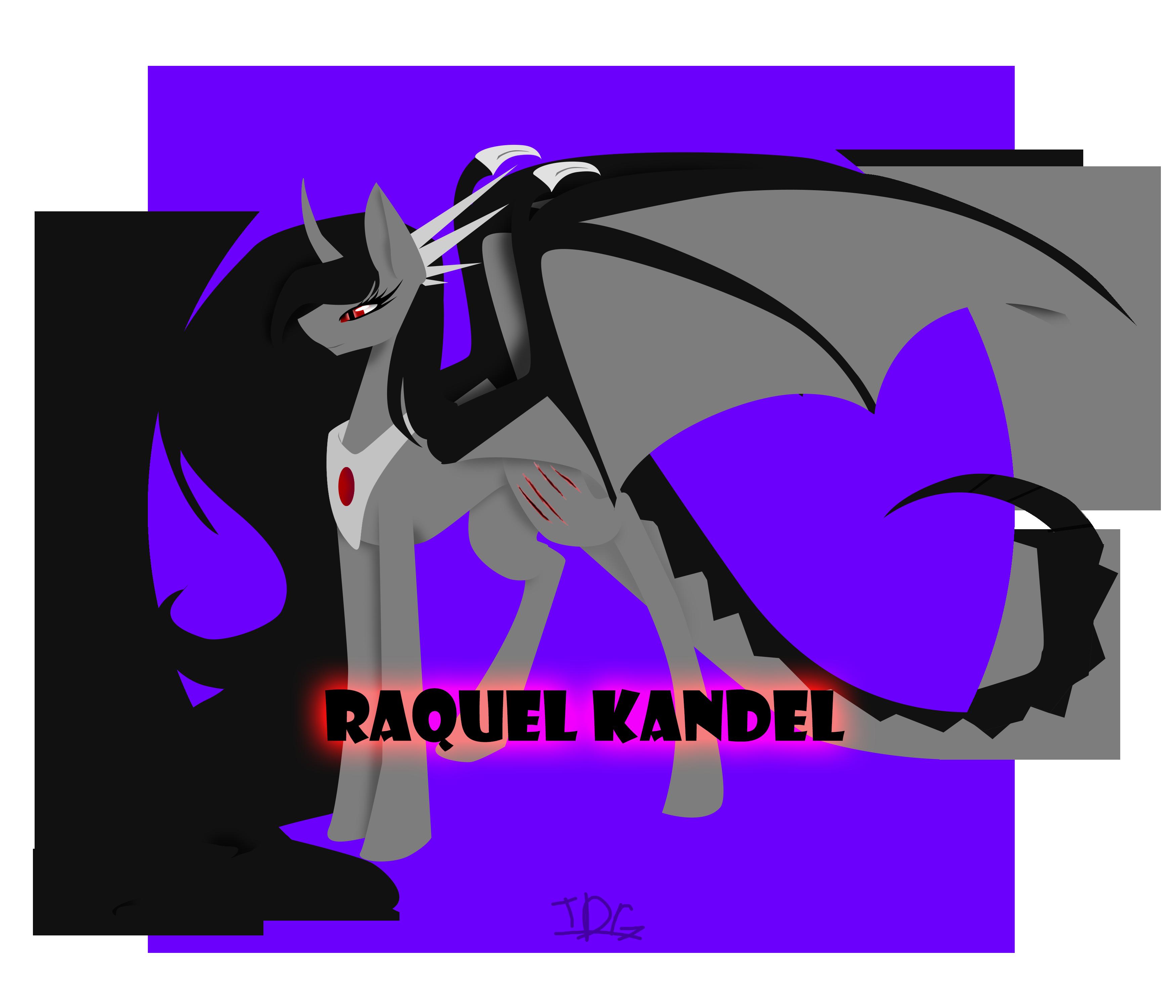 Raquel Kandel by TDG.