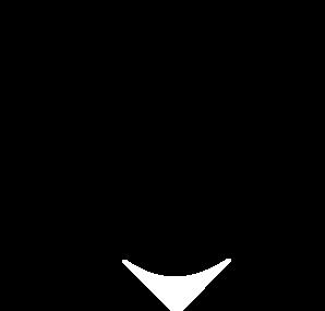 Solid Line Border Clip Art.