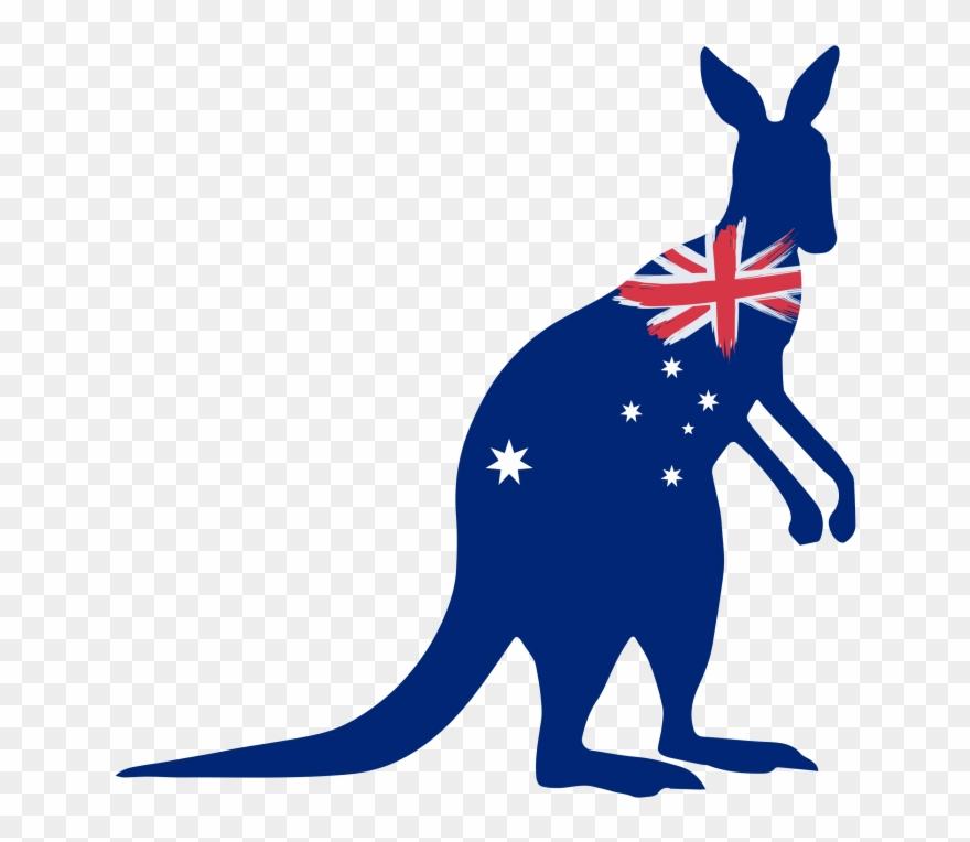 Kangaroo Clipart Australia.