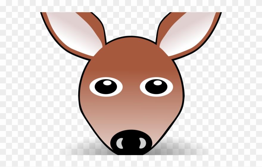 Kangaroo Clipart Ear.
