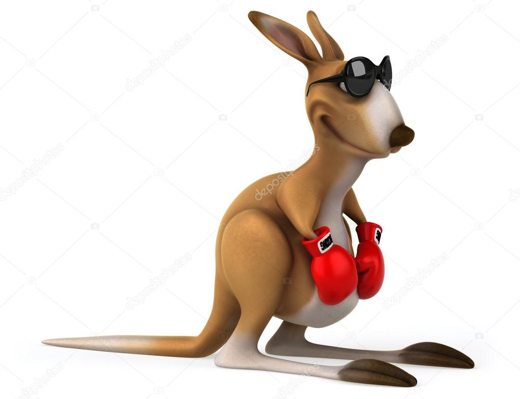 kangaroo outline clipart boxing gloves 20 free Cliparts ...
