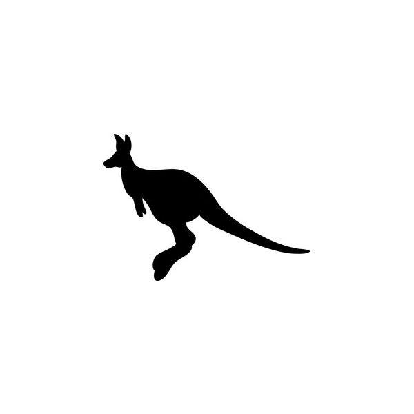 Free Kangaroo Clip Art Image.