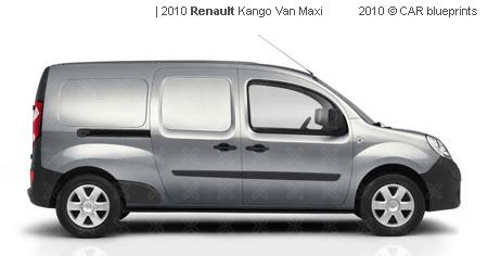 Renault kangoo clipart.