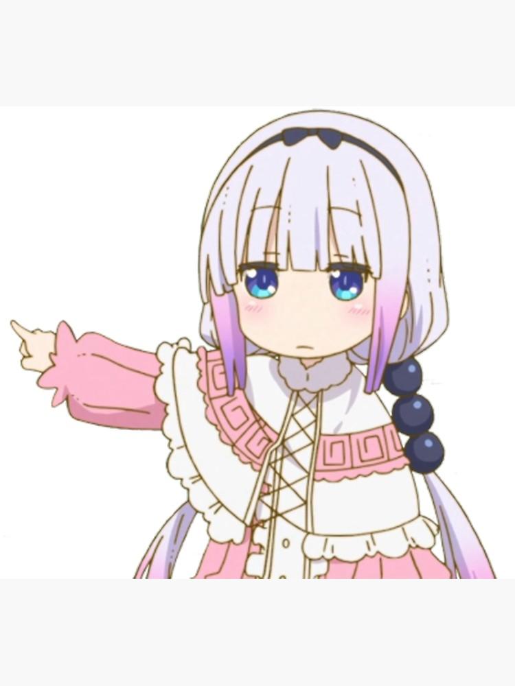 Kanna Kamui Cute Design.