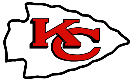 Kansas City Chiefs Logo transparent PNG.