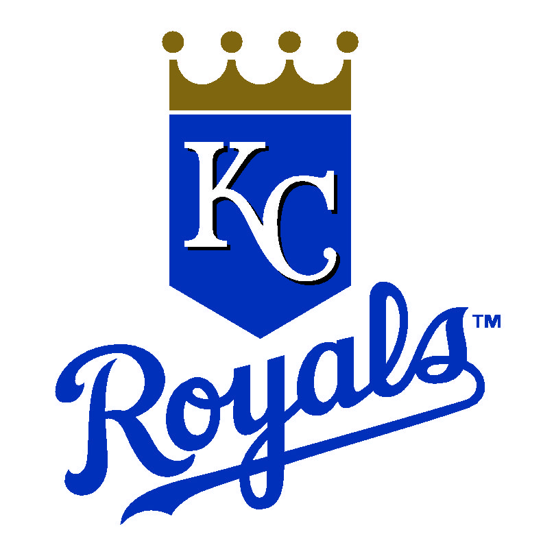 Kansas city royals logo clip art.