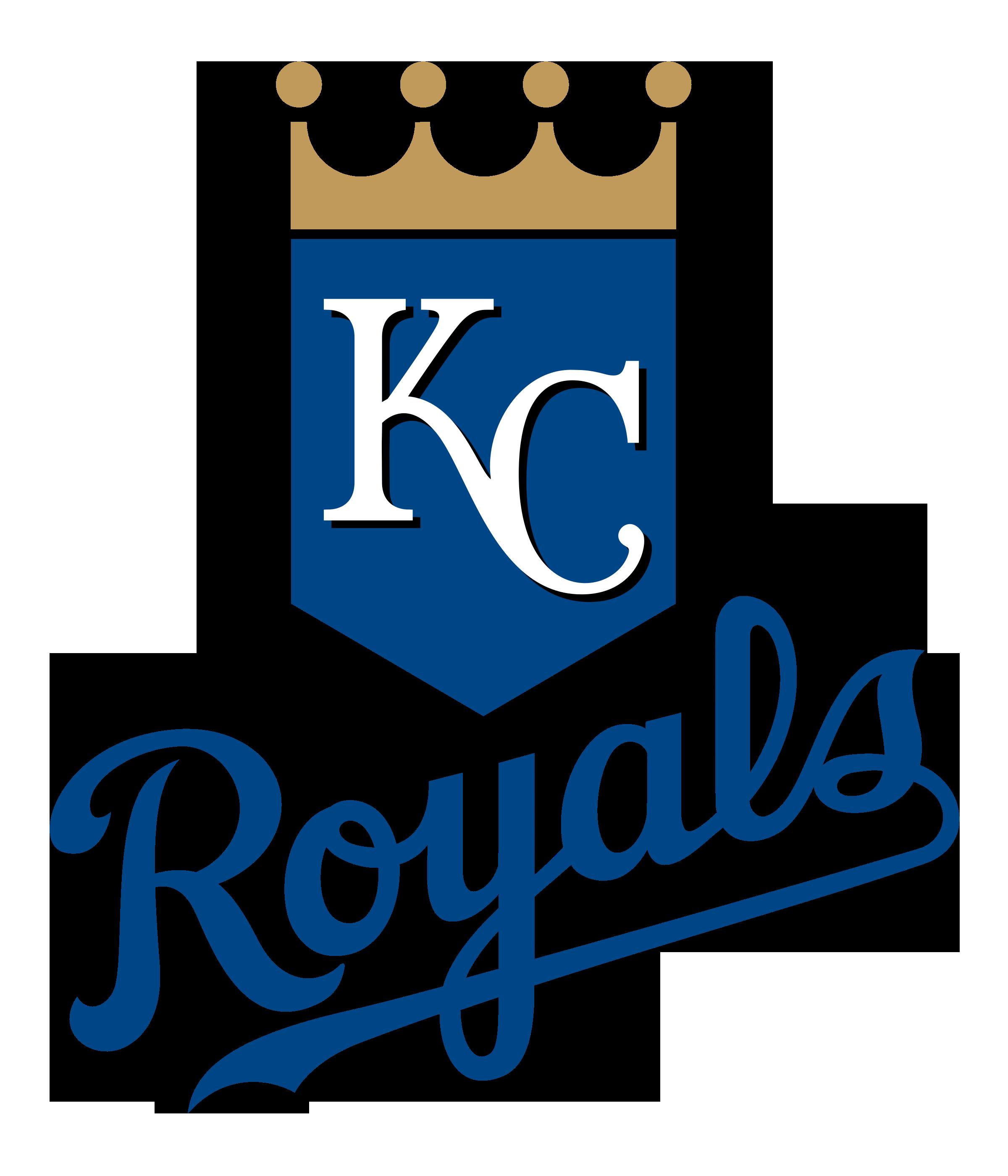 Kansas City Royals Logo PNG Image.