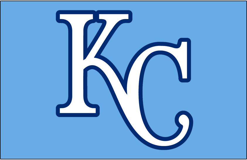 Kansas City Royals Cap Logo.
