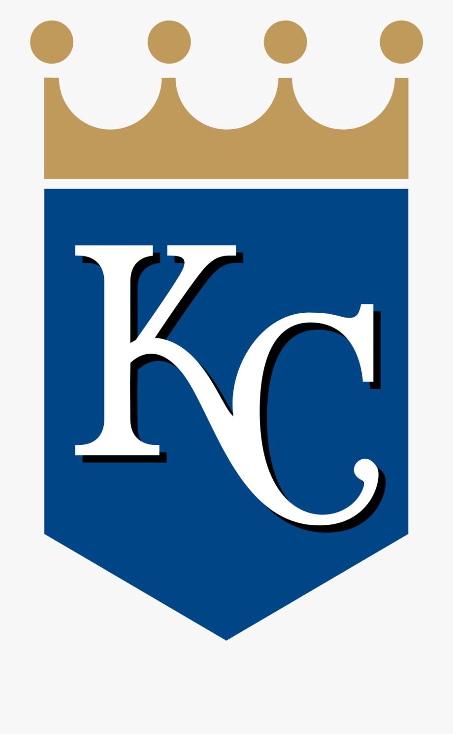 Kansas City Crown Logo Graphic Royalty Free.