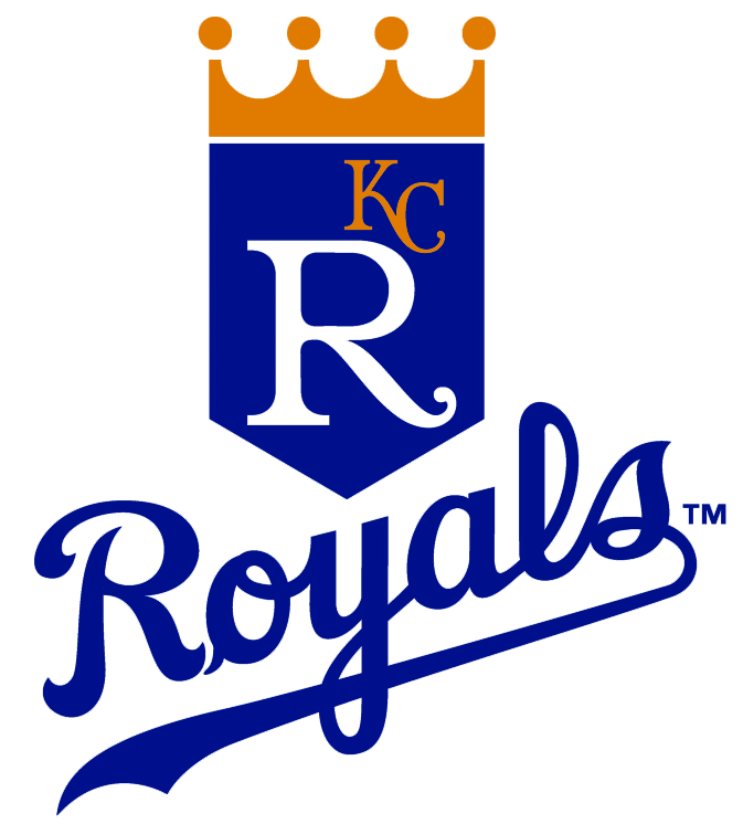 Kansas City Royals Primary Logo.