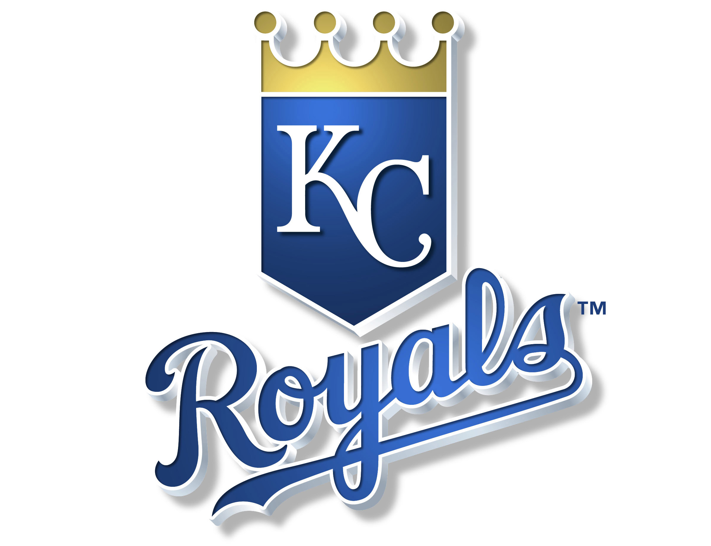 Meaning Kansas City Royals logo and symbol.
