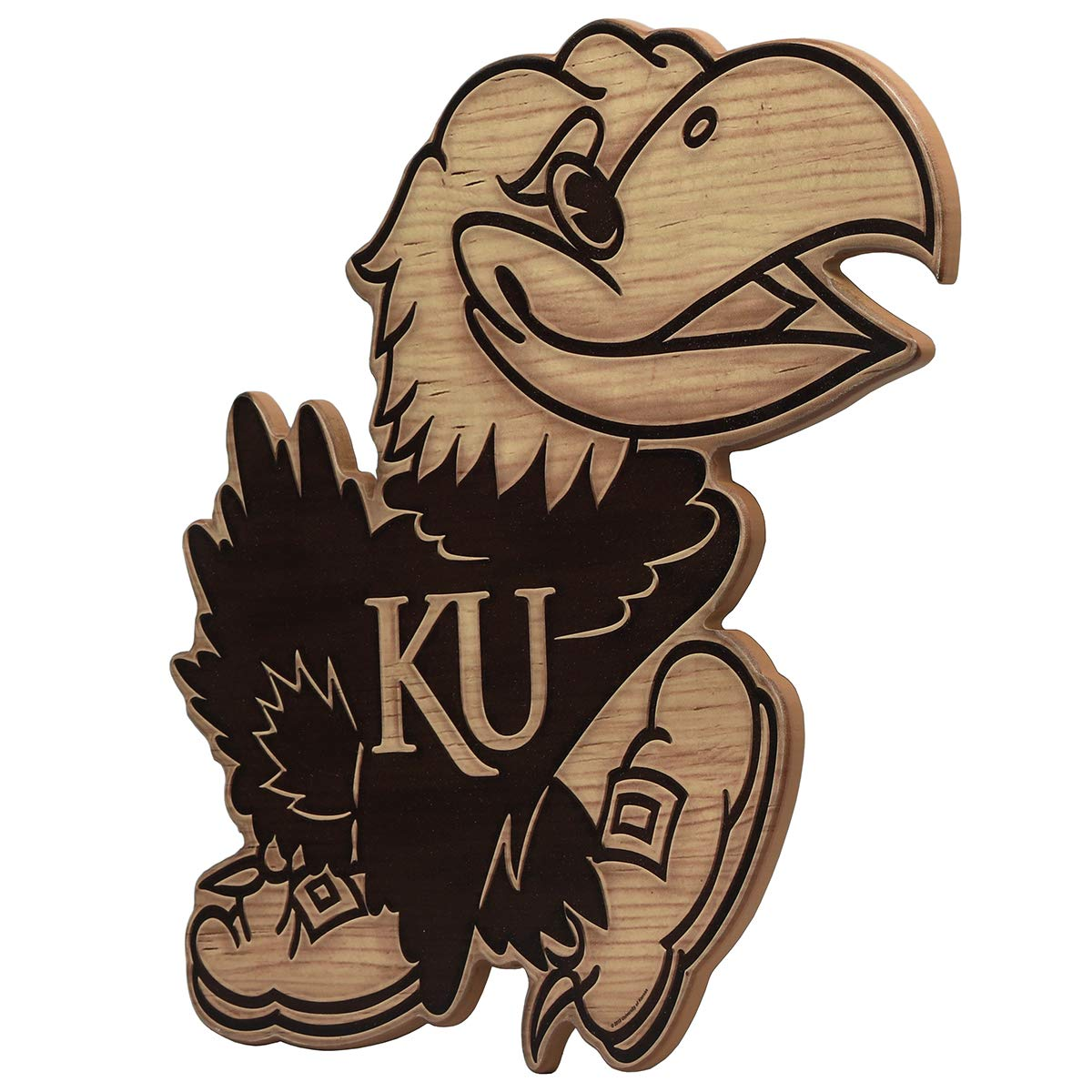 Collection of Jayhawk clipart.