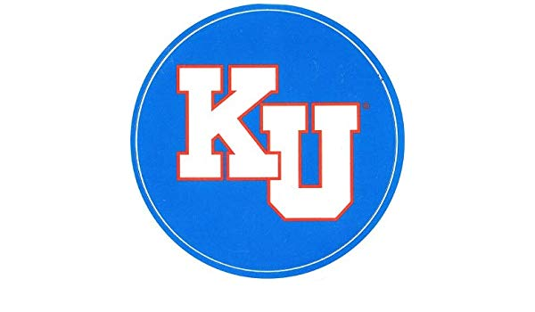 Amazon.com: 3 inch KU Decal University of Kansas Jayhawks.