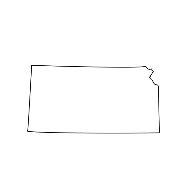 Best Sunflower State Illustrations, Royalty.