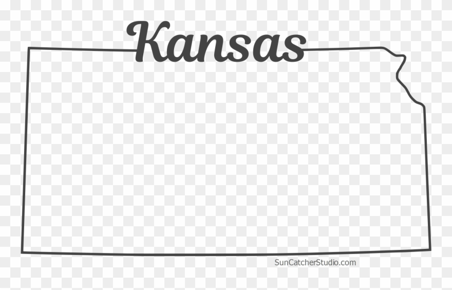 Kansas Outline Png ,HD PNG . (+) Pictures.