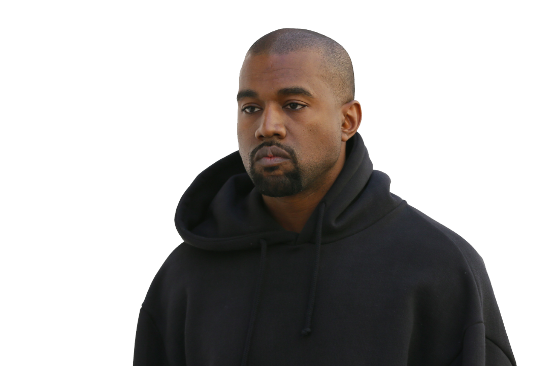 Kanye West Full Body Png.