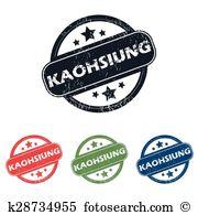 Kaohsiung Clip Art Vector Graphics. 12 kaohsiung EPS clipart.