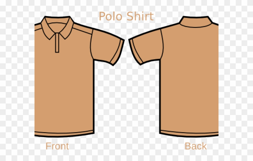 Polo Shirt Clipart Kaos.