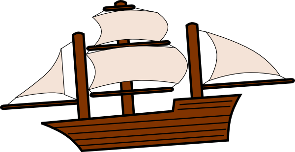 Ship Clip Art at Clker.com.
