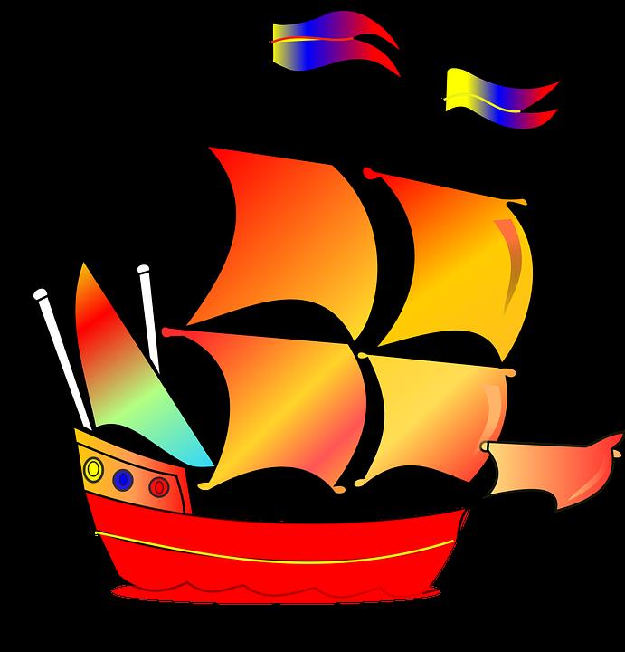 Pirate, Ship.