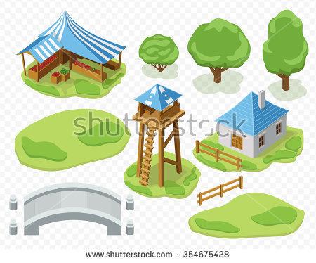 Village House Lizenzfreie Bilder und Vektorgrafiken kaufen.