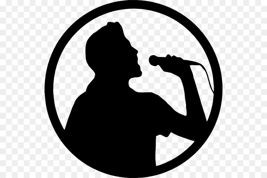 264 Karaoke free clipart.