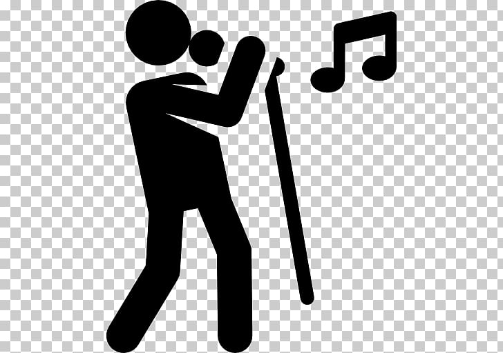 Microphone Computer Icons Karaoke , singing PNG clipart.
