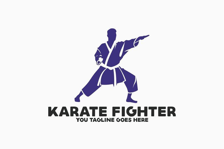 Karate Logo.
