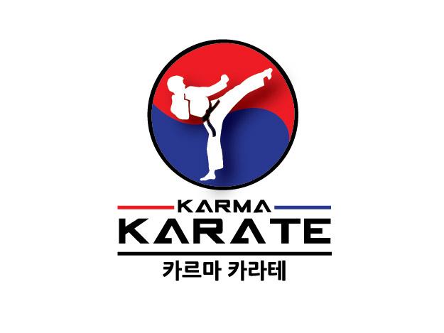 Logo Design for Karma Karate by Julian Jabez 07.