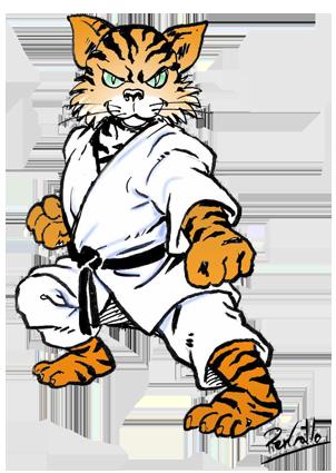 Karatetiger