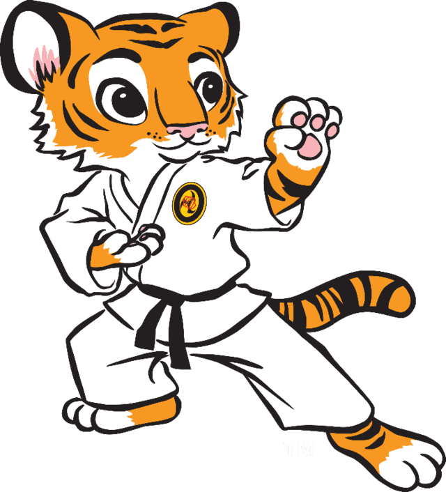 Karate Tiger Clipart 20 Free Cliparts