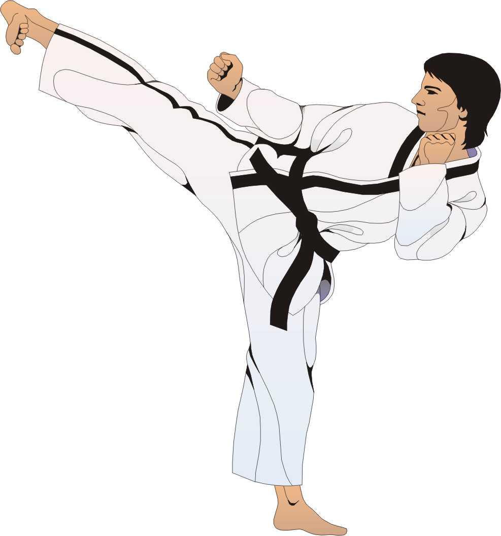 Karate Images.