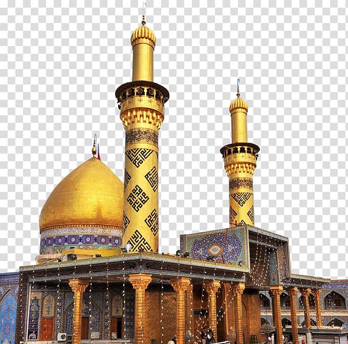 Al Abbas Mosque Karbala Medina بینالحرمین, karbala transparent.