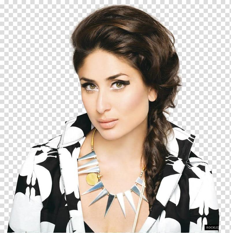 Kareena Kapoor transparent background PNG clipart.