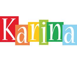 Karina Logo.
