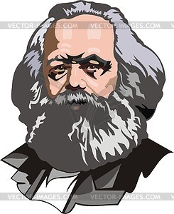 Karl Marx Clipart Clipground